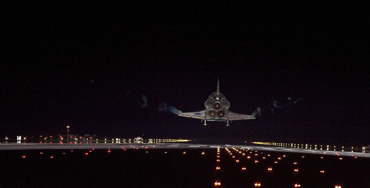 Remembering the Last Flight of the Space Shuttle