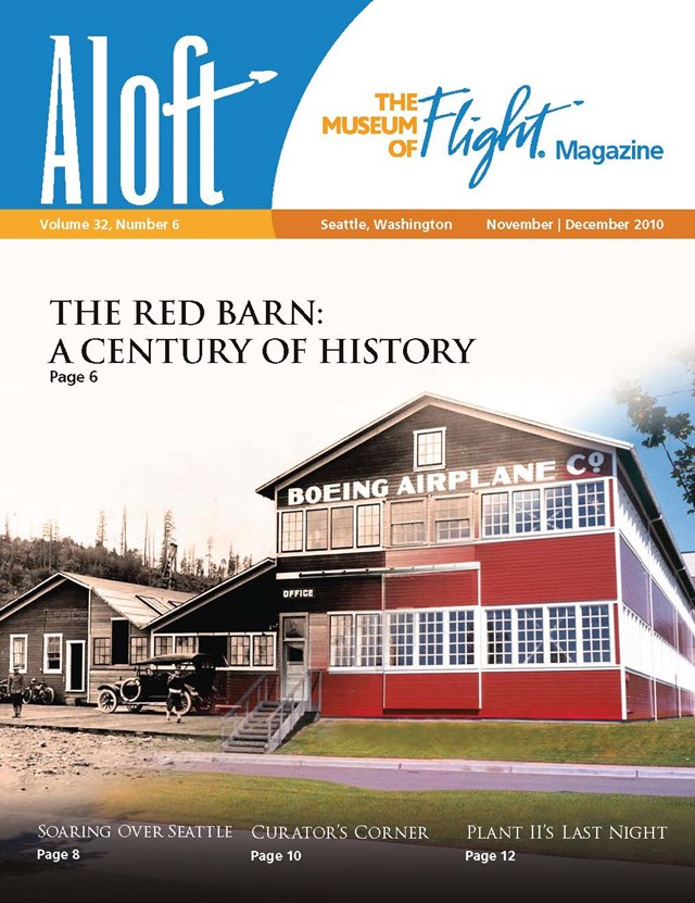 Aloft Magazine | November - December 2010