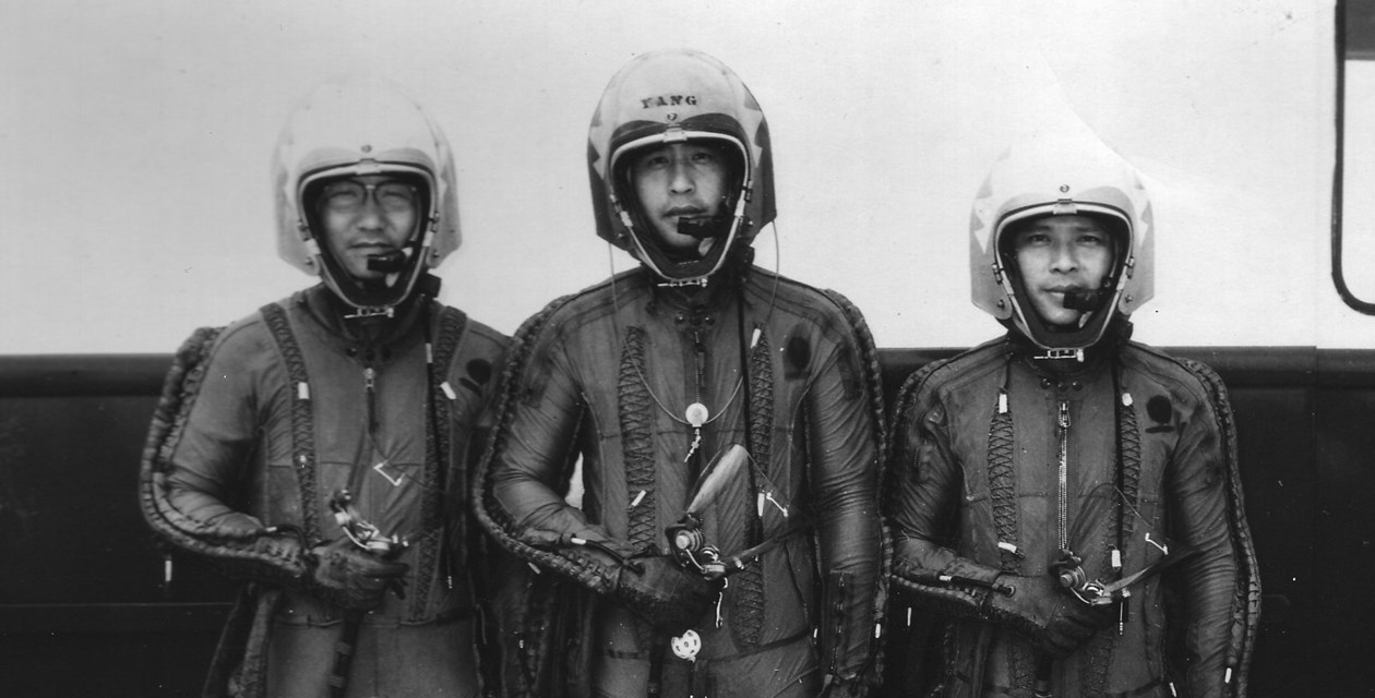 Black Cats - 1959 Republic of China Air Force U-2 pilots