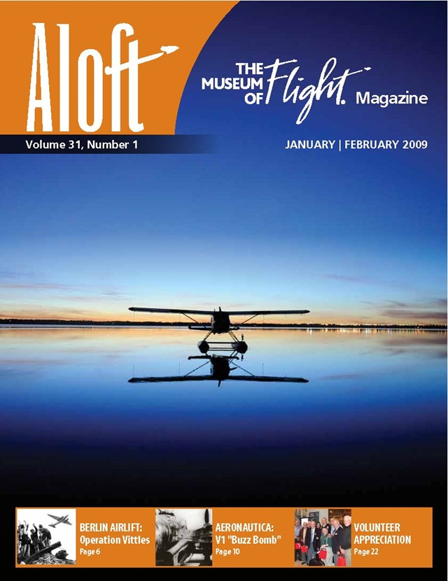Aloft Magazine | January - February 2009
