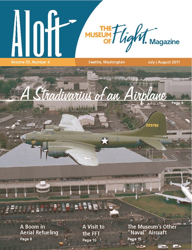 Aloft Magazine | July - August 2011