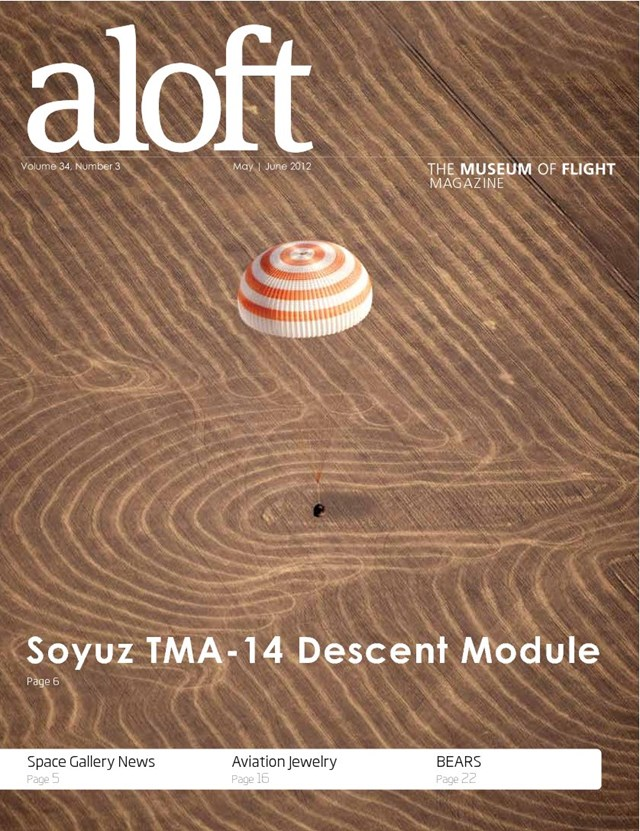 Aloft Magazine | May - June 2012