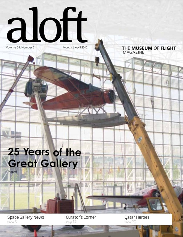 Aloft Magazine | March - April 2012