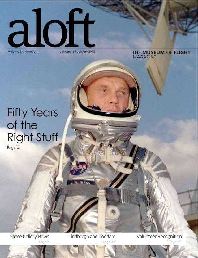 Aloft Magazine | January - February 2012