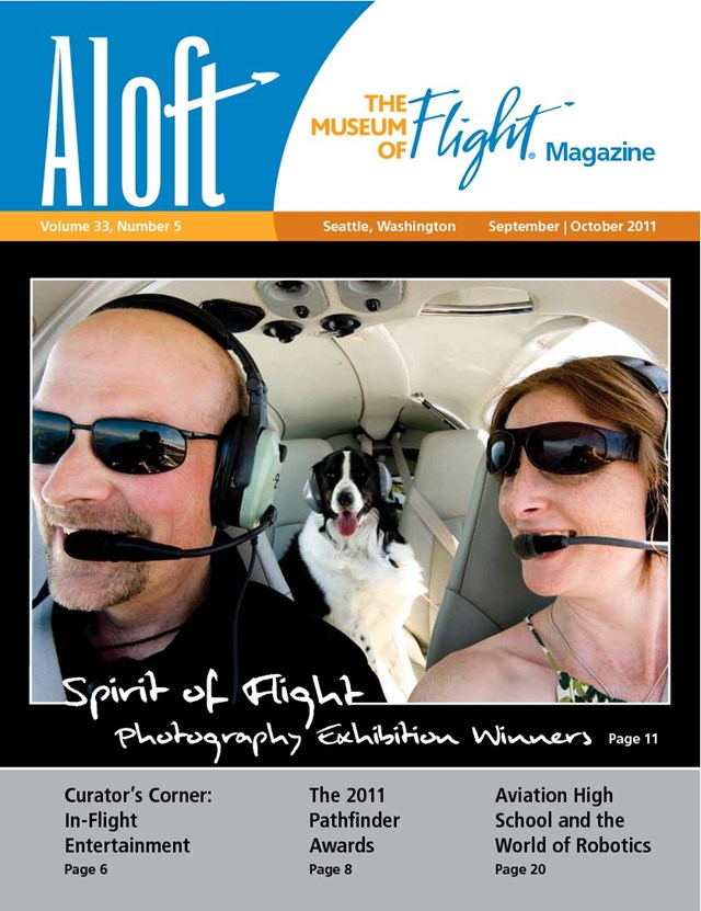 Aloft Magazine| September - October 2011