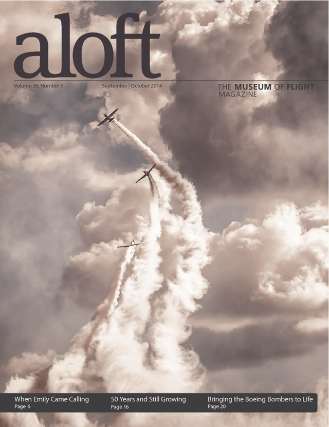 Aloft Magazine | September - October 2014