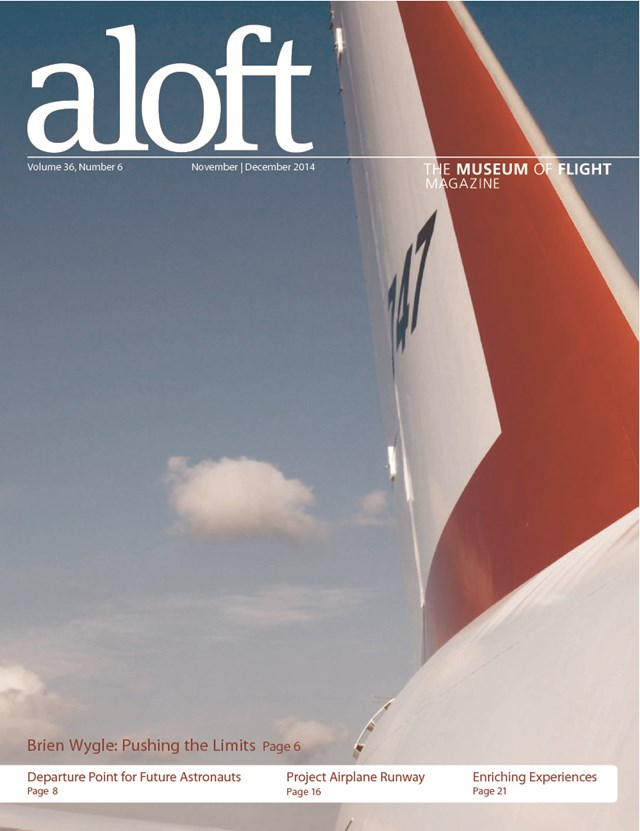 Aloft Magazine | November - December 2014