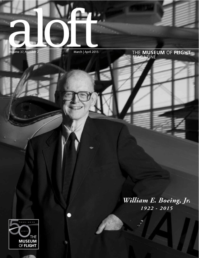 Aloft Magazine | March - April 2015