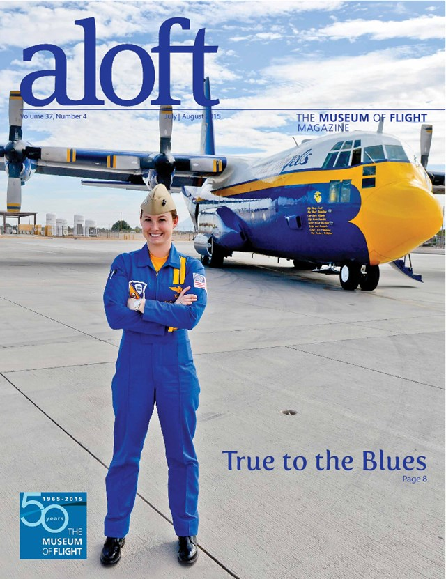 Aloft Magazine | July-August 2015