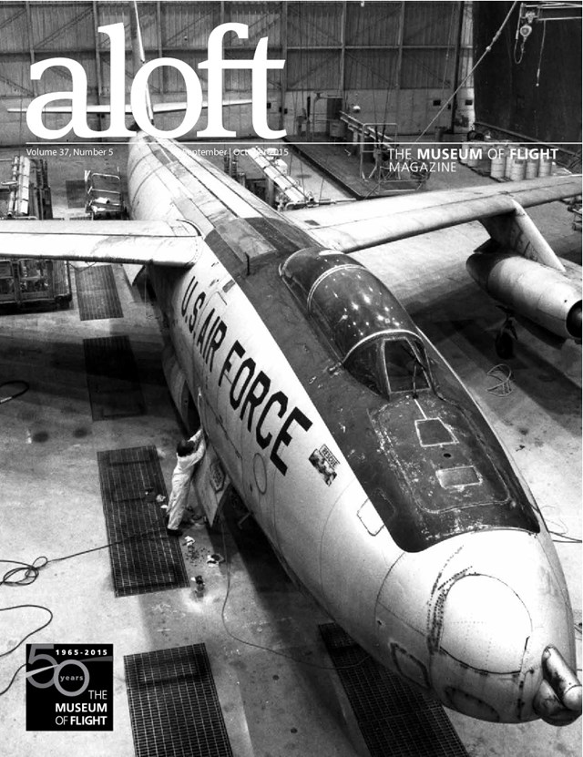 Aloft Magazine | September - October 2015
