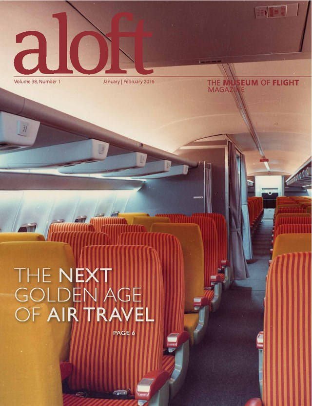 Aloft Magazine | January-February 2016