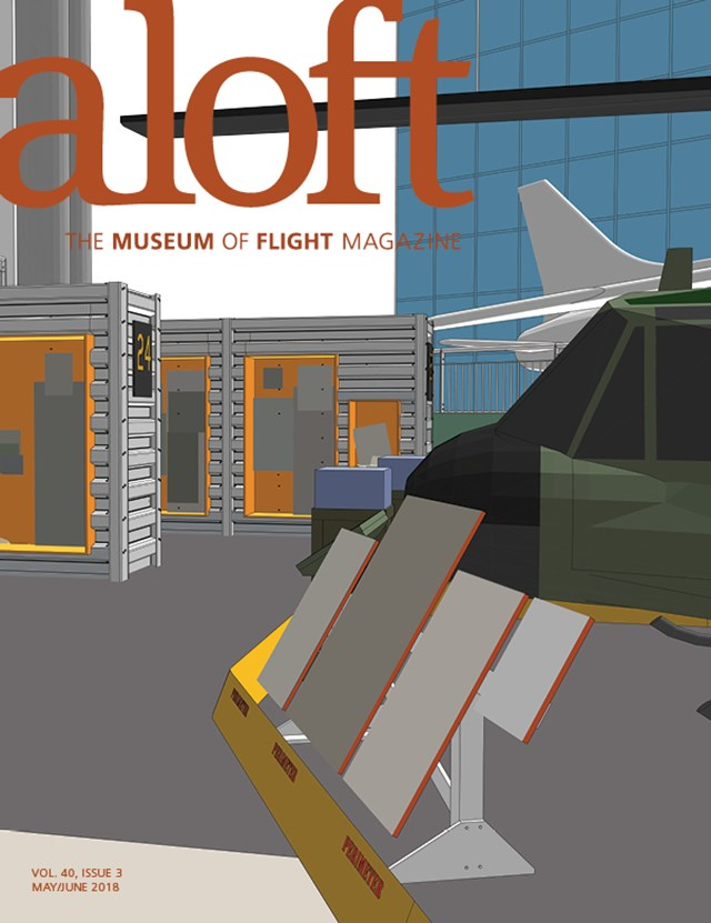 Aloft May - June Cover