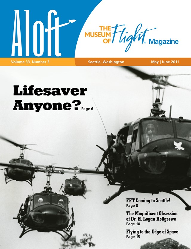 Aloft Magazine | May - June 2011