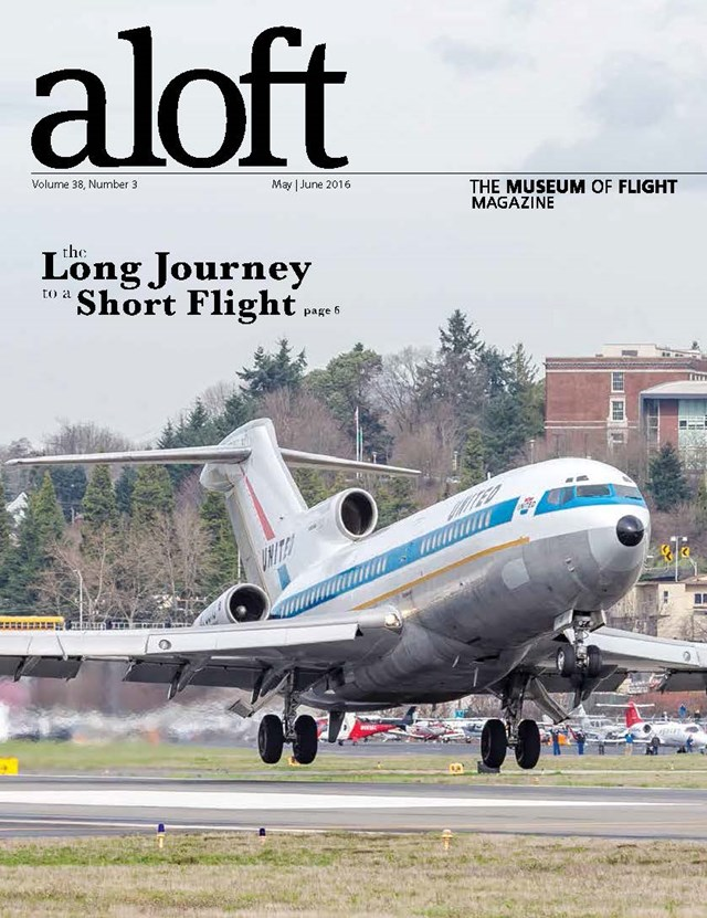 Aloft Magazine | May - June 2016