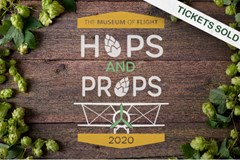 Hops and props 2020 tix sold out