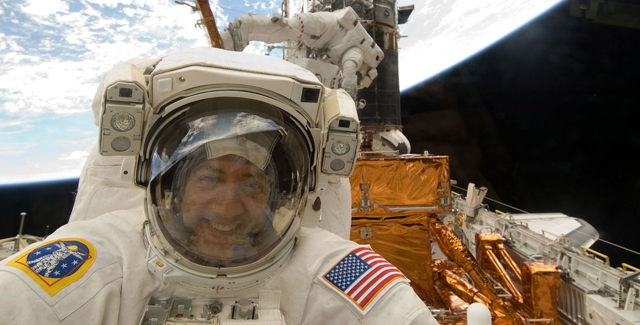 Spaceman: An Evening with Astronaut Mike Massimino
