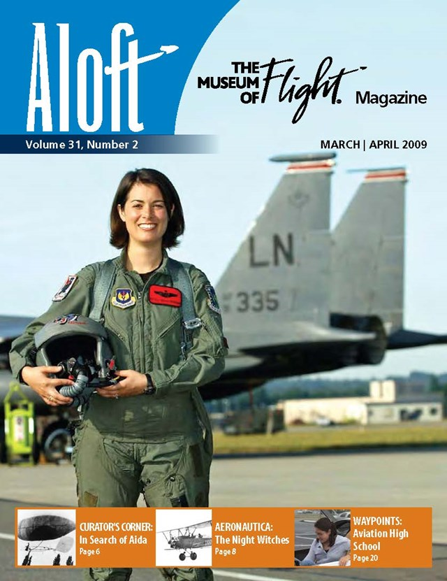 Aloft Magazine | March - April 2009