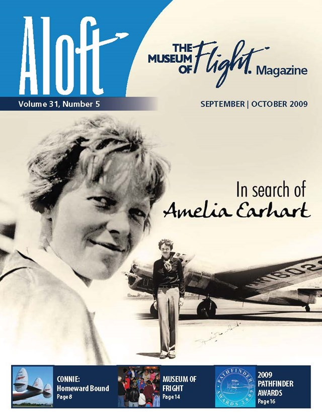 Aloft Magazine | September - October 2009