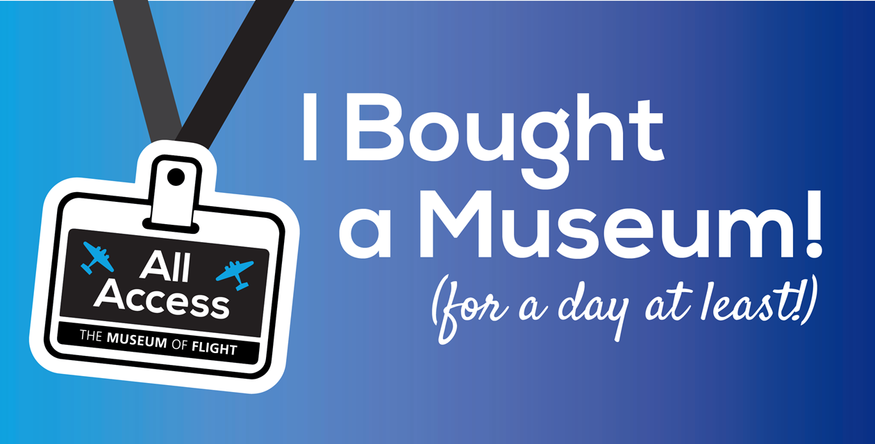 I Bought a Museum!