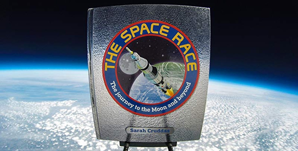 Space Race Cover photo