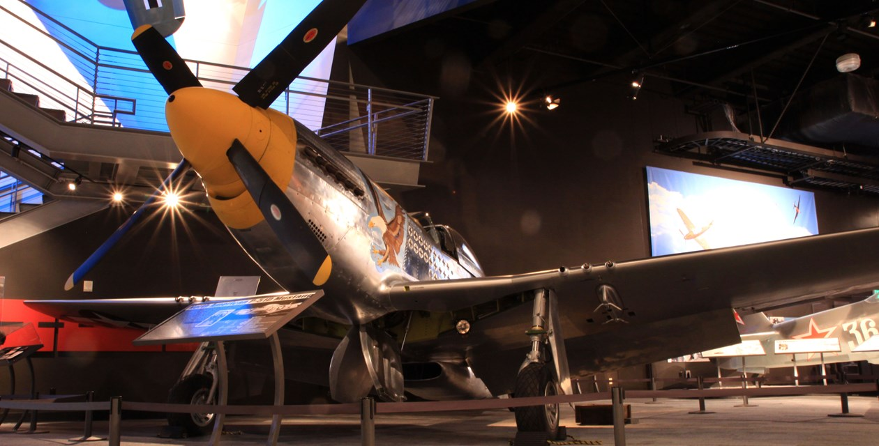 P-51D ©The Museum of Flight