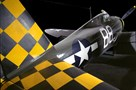 The Museum's Republic P-47D (F-47) Thunderbolt (Photo by Heath Moffatt)