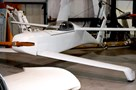 The Museum's Rutan Model 54 Quickie at the Restoration Center