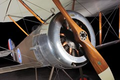 The Museum's Sopwith Pup Reproduction (Photo by Heath Moffatt)