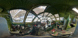 A sample 360° panoramic image