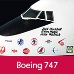 Boeing 747 Virtual Tour