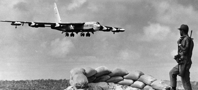 B-52 in Vietnam | US Air Force via the Norm Taylor Collection
