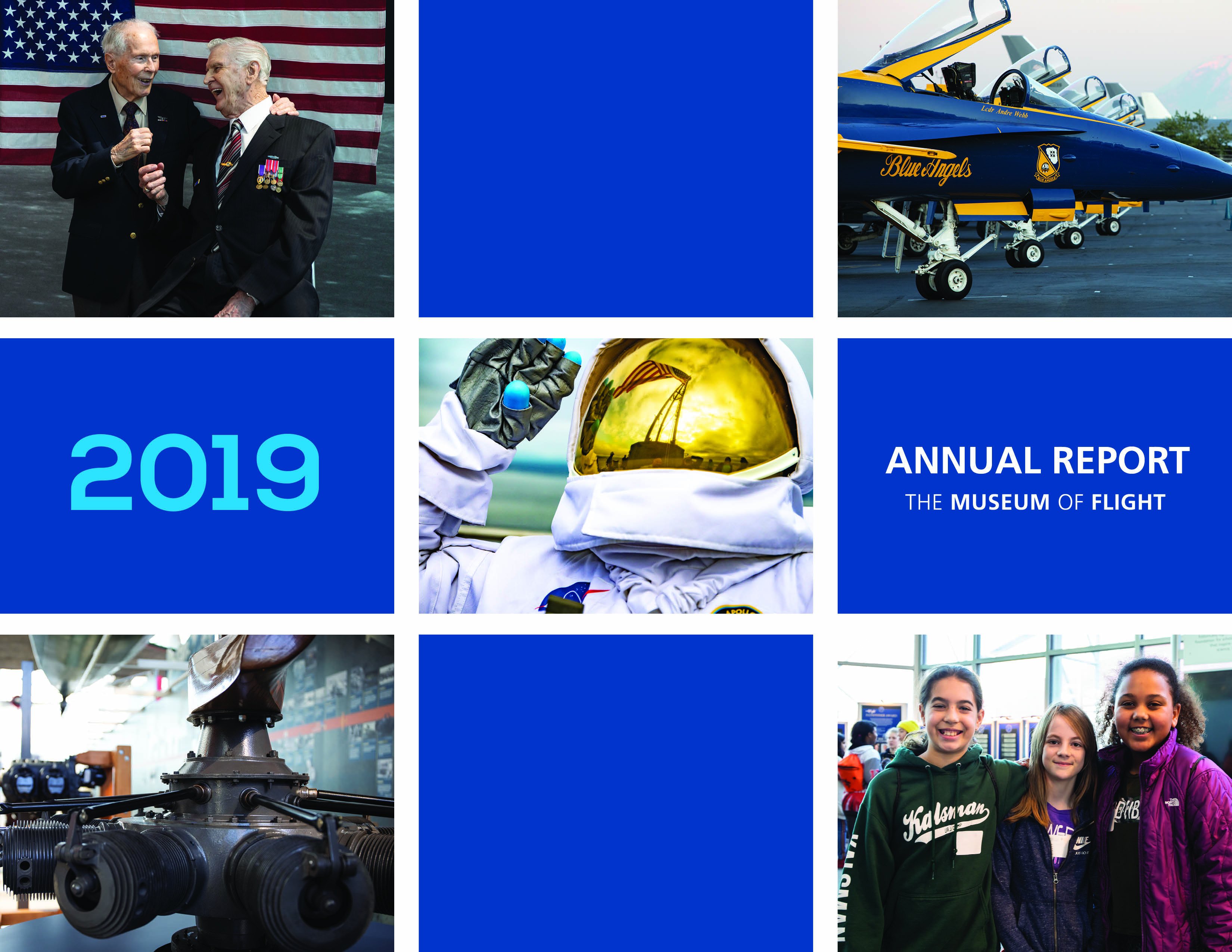 The Museum of Flight's 2019 Annual Report