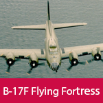 B-17F Flying Fortress Virtual Tour