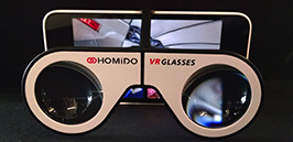Use Homido goggles with any phone